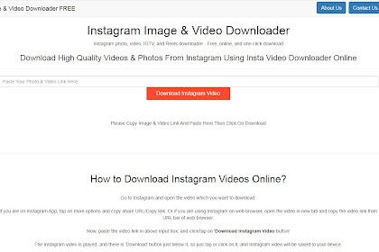 How to Download Instagram Videos Online
