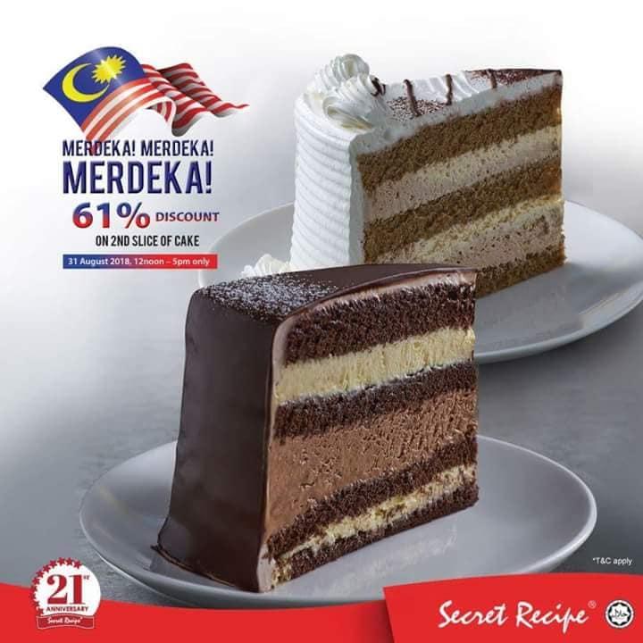 sales makanan merdeka 2018