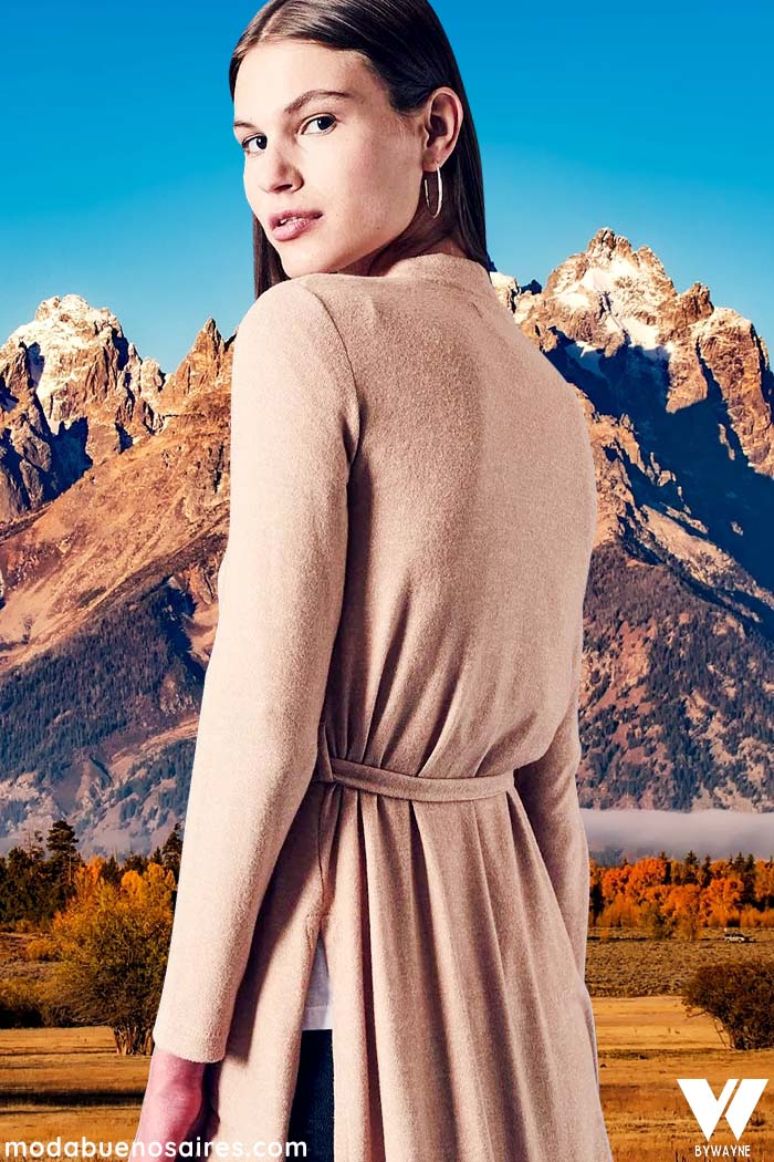 ropa de mujer moda invierno 2021