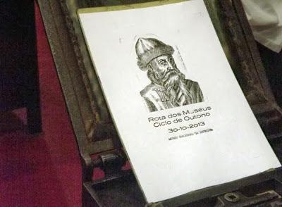 Impressão sobre a Rota dos Museus