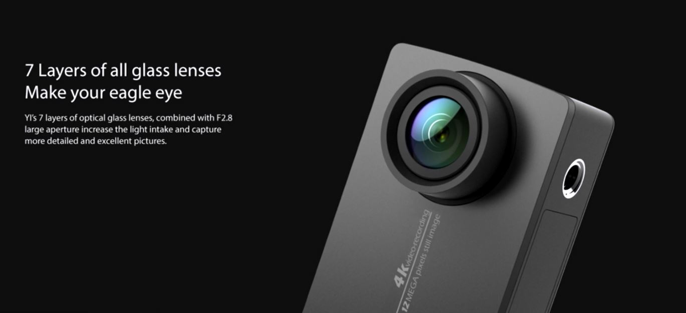 Xiaomi Yi 4k Action Camera 2 Details Surfaced Online Coming Soon Ii Price