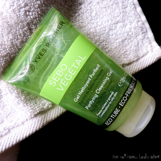 Yves Rocher Sebo Vegetal Purifying Cleansing gel