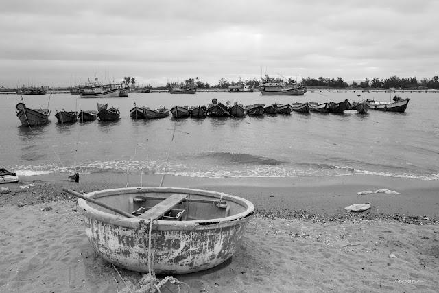 Nghỉ tết tại Làng chài xóm rớ, Phú Yên