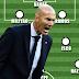 problemas de Zidane con  Real Madrid