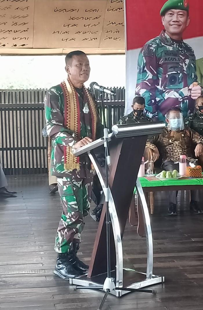 Pangdam Jenderal TNI dan Kapolres Tubaba Juga Bupati Antusias Dalam Mengendarai Motor kros Melewati Jalan Ekstrim .