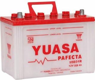 Sistem Battery Mesin Diesel