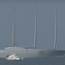 La barca a vela più grande del mondo a Bari