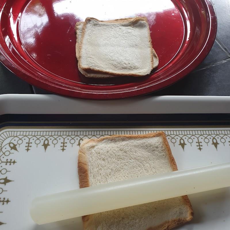 Resepi PKP : Roti Gulung sosej