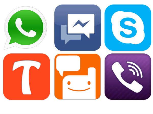 1- أفضل 7 تطبيقات للمحادثة على جميع أنظمة الهواتف الذكية
