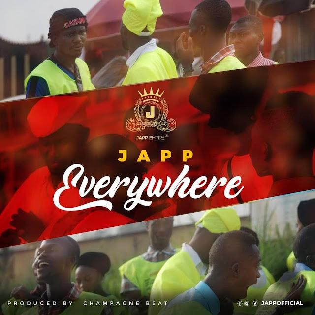 Japp - Everywhere (Audio Download) | #BelieversCompanion