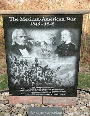 Captain Leon Lock Veterans Memorial Park - Mexican American War