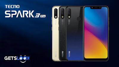 Tecno Spark 3 Pro Getslook.com/