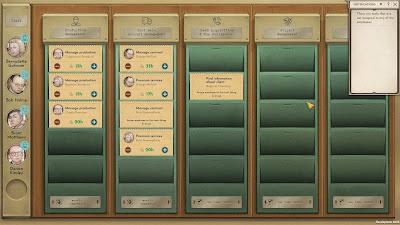 Coffee Noir Business Detective Game Screenshot 19
