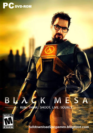 Person Shooter Video Game Developed And Published By Crowbar Collective Black Mesa Free Download PC Game- CODEX