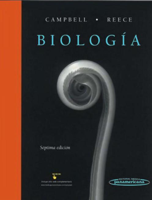 Biología 7 Edición Neil A. Campbell, Jane B. Reece en pdf