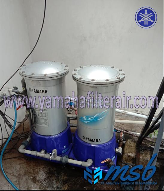 Solusi Filter Air untuk Masalah Air Kuning, Air Keruh, Air Berbau