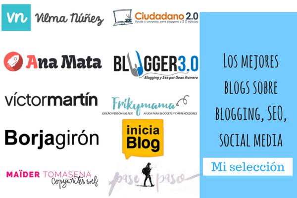 10 mejores blog