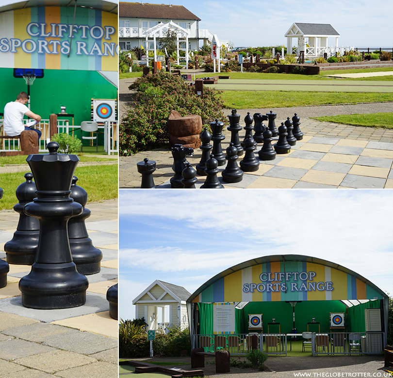 Entertainment Facilities at Corton Coastal Village