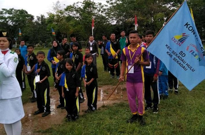 FLS2N Dan O2SN Resmi Dimulai, Jaga Sportivitas dan Tingkatkan Solidaritas