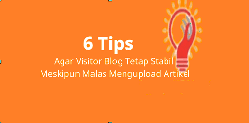 Tips visitor blog stabil