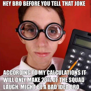 Telling Jokes Meme