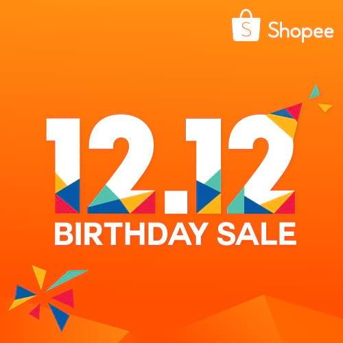 Birthday Sale 12 12 Harbolnas Terakhir Shopee Tahun Ini Teknoreview