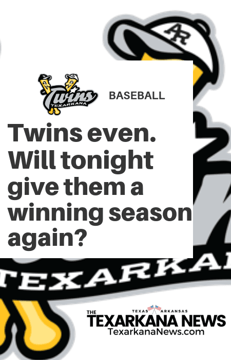 Even season for the Twins after Generals: A 14th win at home tonight would give Twins a winning season once again