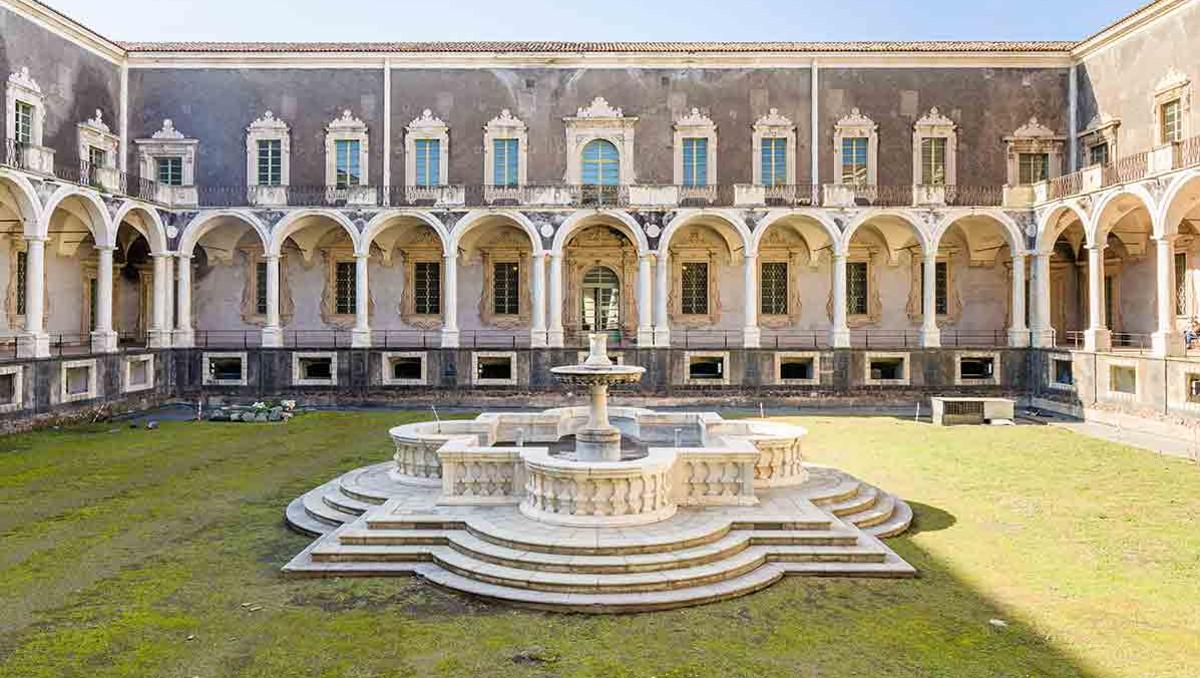Finanziamenti regionali per potenziare attività ai Benedettini di Catania