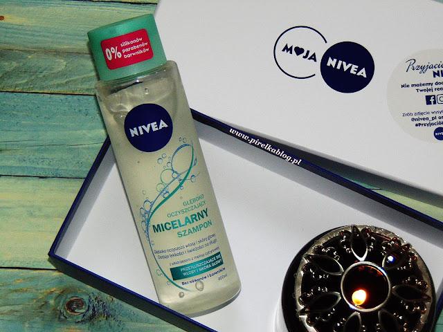 Nivea, Micelarny szampon głeboko oczyszczający