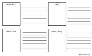 https://www.teacherspayteachers.com/Product/Animal-Research-Planning-Template-366854