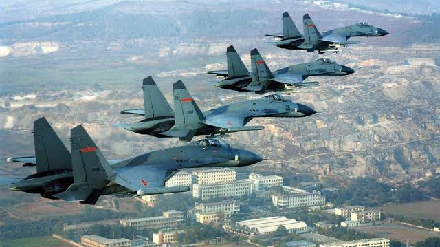 Once again, as Chinese fighter jets enter Taiwan's airspace, tensions may also increase from Japan!
