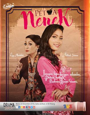 OST Petua Nenek (TV3)