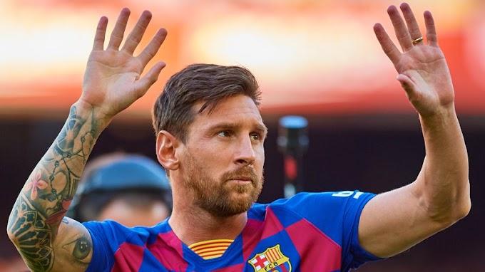 Fim de uma era vitoriosa! Barcelona anuncia saída de Messi em seu site oficial