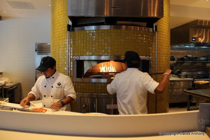 California Pizza Kitchen Woodlands