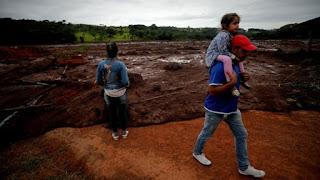 Brumadinho: Bombeiros param buscas e esvaziam região por risco de novo rompimento de barragem