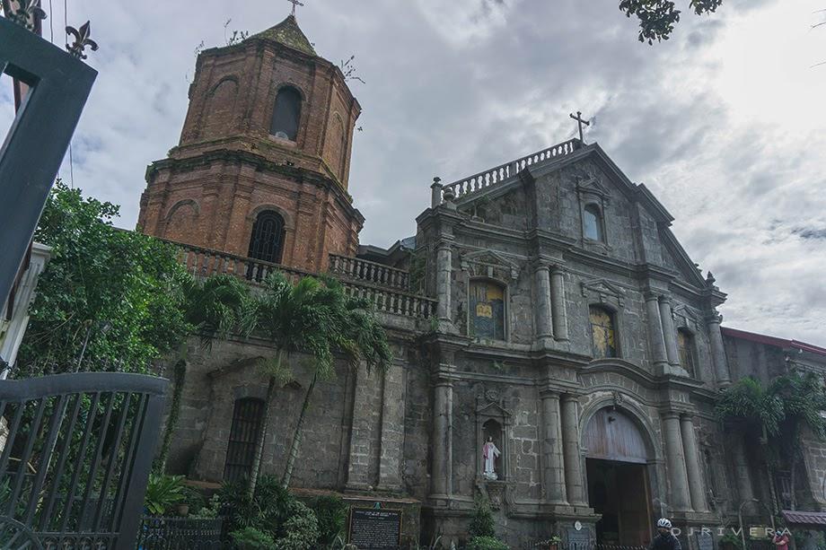 LAGUNA | Pila Church, the Central Edifice of Laguna's Heritage Town