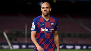 The thought of leaving Barcelona has never come to my mind: Braithwaite