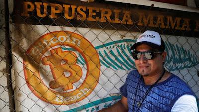 El Salvador führt Bitcoin als gesetzliches Zahlungsmittel ein