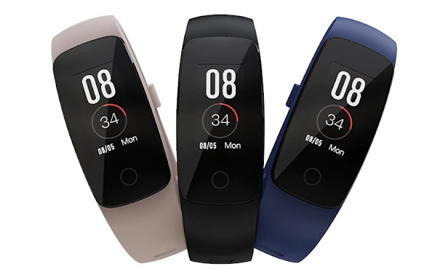 boAT ProGear B20 Fitness Band Launched With Touch Display, Heart Rate Sensor, Water Resistant & More
