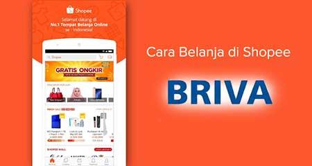 Pembayaran Transfer BRIVA di Shopee Berhasil Tapi Status Belum Dibayar