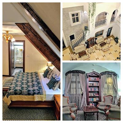 Where to stay in Bratislava in winter: Hotel Arcadia