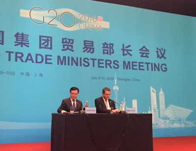 WTO launches new global trade indicator in run-up to G20 meeting