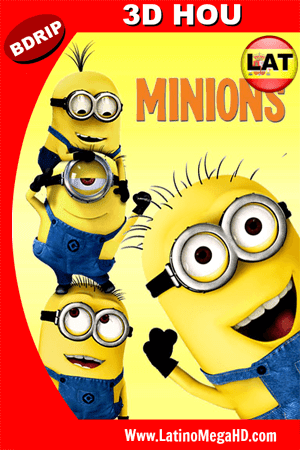 Los Minions (2015) Latino Full 3D HOU BDRIP 1080P ()