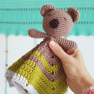 security blanket crochet pattern