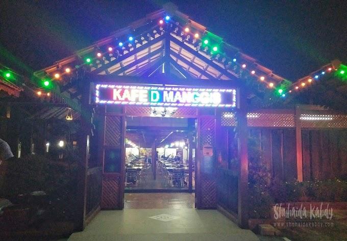 D'Manggis Steamboat & BBQ Cafe Lagi..