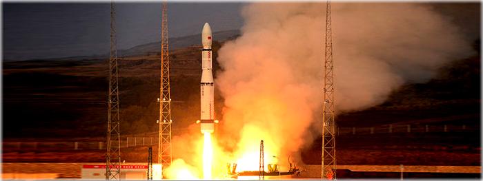 china envia petróleo para o espaço