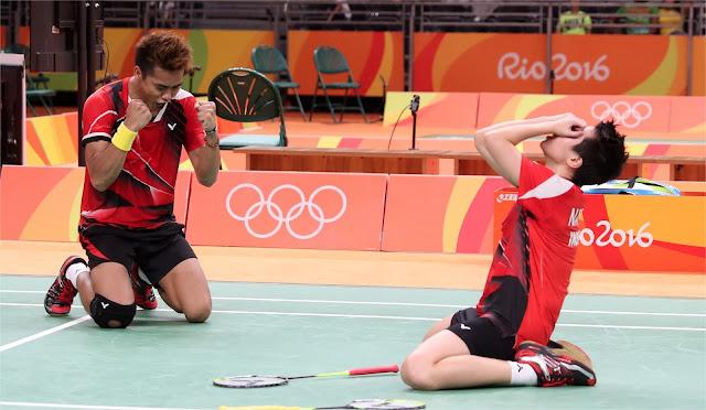 Kado Spesial Untuk Indonesia dari Atlet Bangsa