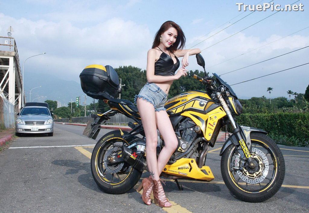 Image Taiwanese Model - Suki - Beautiful and Lovely Motor Racing Girl - TruePic.net - Picture-3