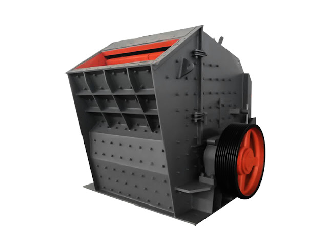 Five crushing advantages of PF series impact crusher