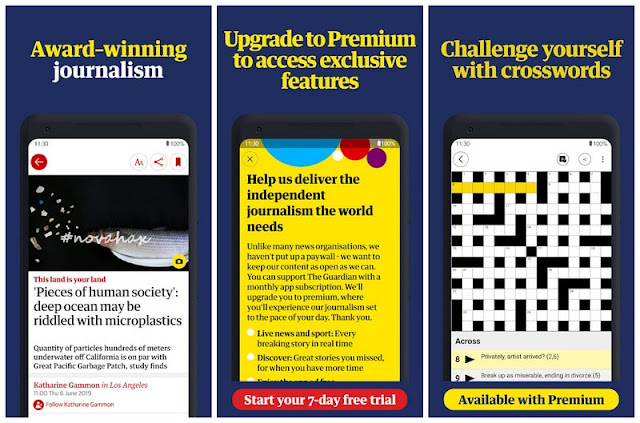 The guardian subscribed premium apk